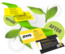 Business Card Design Makeovers - Obligation Free - Try Before You Buy