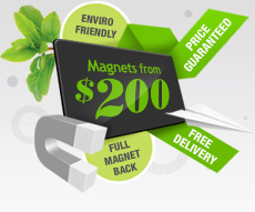 Magnets From $200